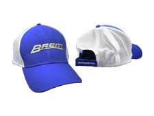 Brent Royal Blue/White Mesh Hat