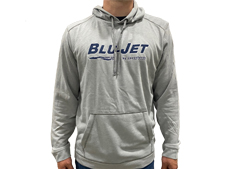 Blu-Jet Hooded Sweatshirt