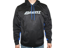 Brent Men's Fleece Hooded Pullover