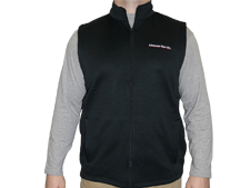 Unverferth Corporate Mélange Fleece Vest