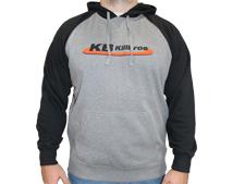 Killbros Raglan Hooded Pullover