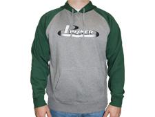 Parker Raglan Colorblock Hooded Pullover