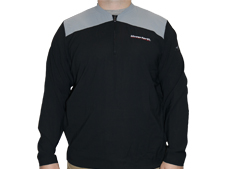 UA Men's Corporate Quarter-Zip Windshirt