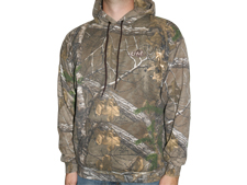 UM Camouflage Pullover Hoodie