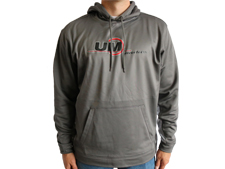 Men's UM CamoHex Hooded Pullover