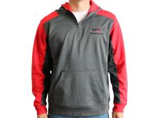 Men's UM Fleece 1/4-Zip Sweatshirt