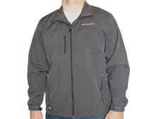 Unverferth Charcoal Softshell Jacket