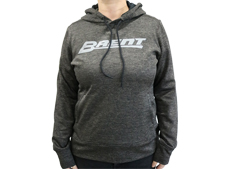 Brent Ladies' Heather Hooded Pullover
