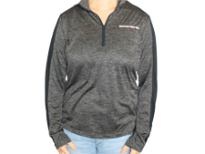 Unverferth Ladies' Heather Quarter Zip
