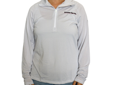 Unverferth UA Ladies' Stripe Quarter Zip