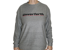 Unverferth Ladies' Terry Mock Crew Neck