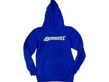 Brent Youth Fleece Hooded Sweatshirt