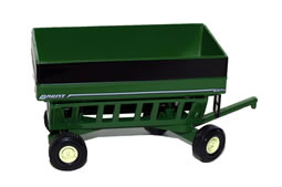 Brent 657Q 1/64th scale Green Grain