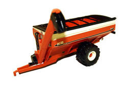 Killbros 1111 1/64th scale Orange Cart