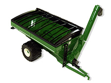 Unverferth 1110 1/64th Green Grain Cart