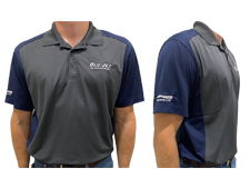 Blu-Jet Colorblock Polo