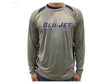 Blu-Jet Long Sleeve Tee