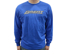 Brent Men's Gildan Long Sleeve T-Shirt