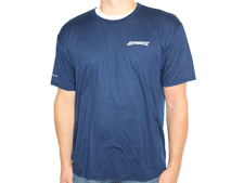 Brent Navy Short Sleeve T-Shirt