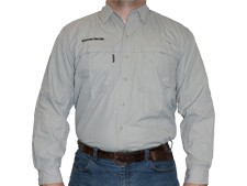 Unverferth Corporate LS Fishing Shirt