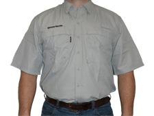 DRI-DUCK Short Sleeve Fishing Shirt