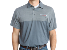 Unverferth UA Two-Tone Polo