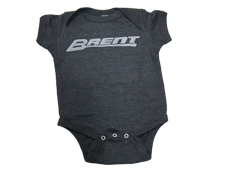 Brent Infant Fine Jersey Bodysuit